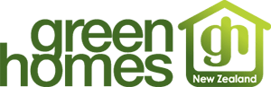 Green Homes NZ Retina Logo