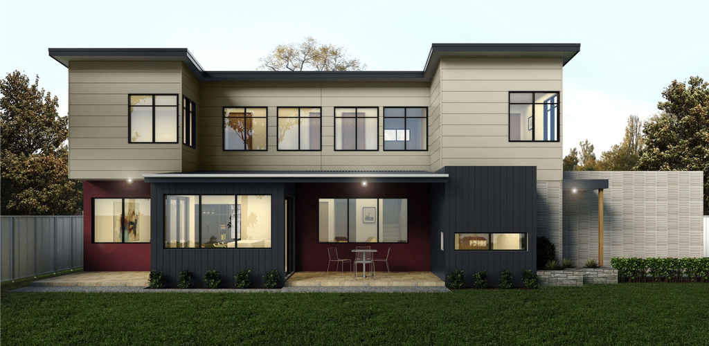 Papamoa energy efficient home design green homes new for Green efficient homes