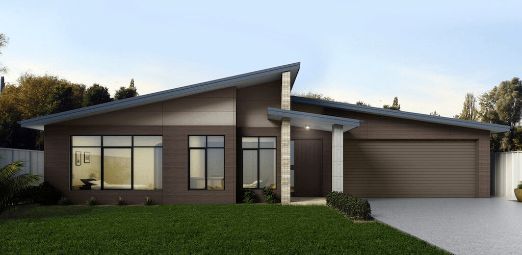 Woodend energy efficient home design green homes new for Green efficient homes