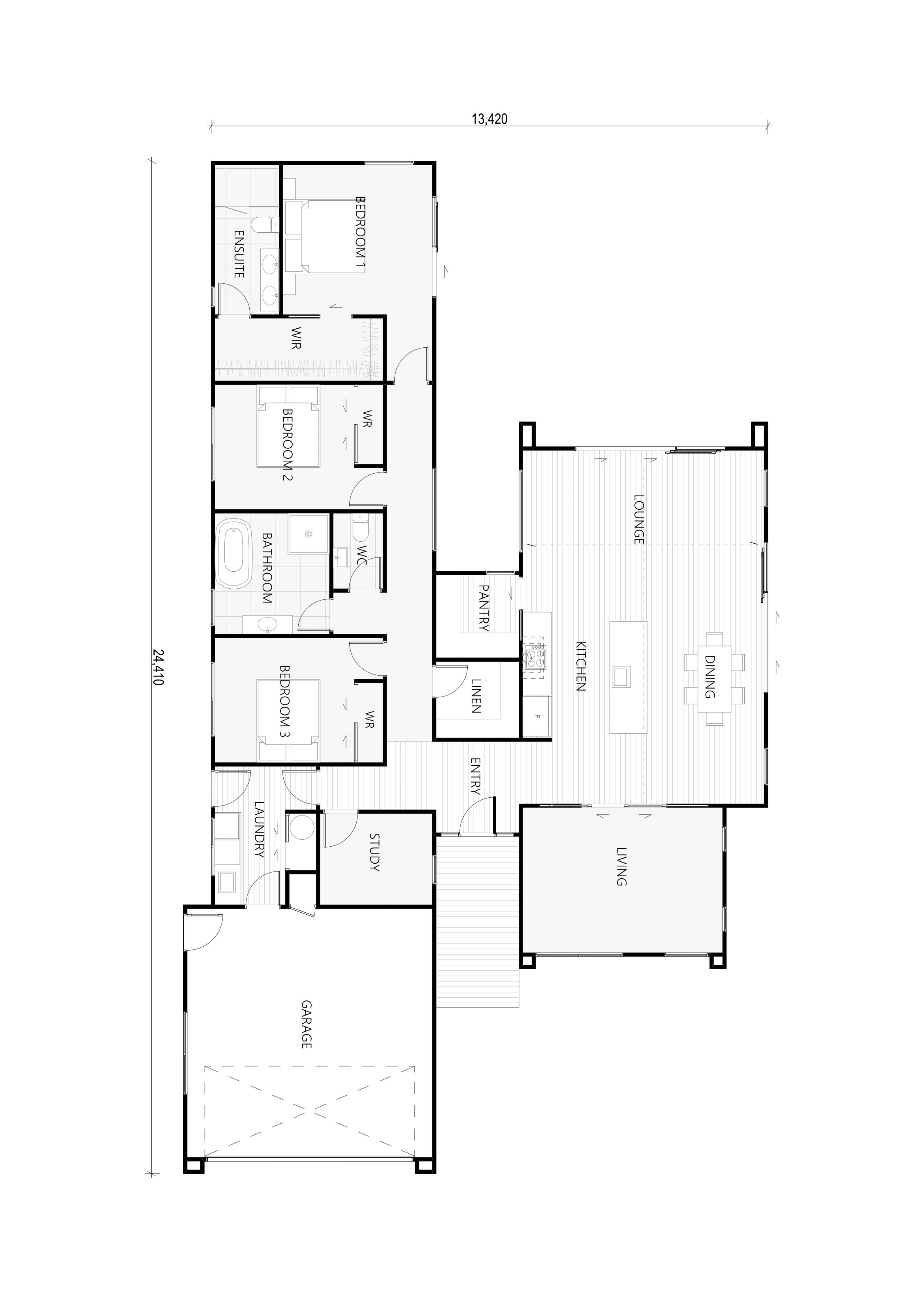 Torere floor plan