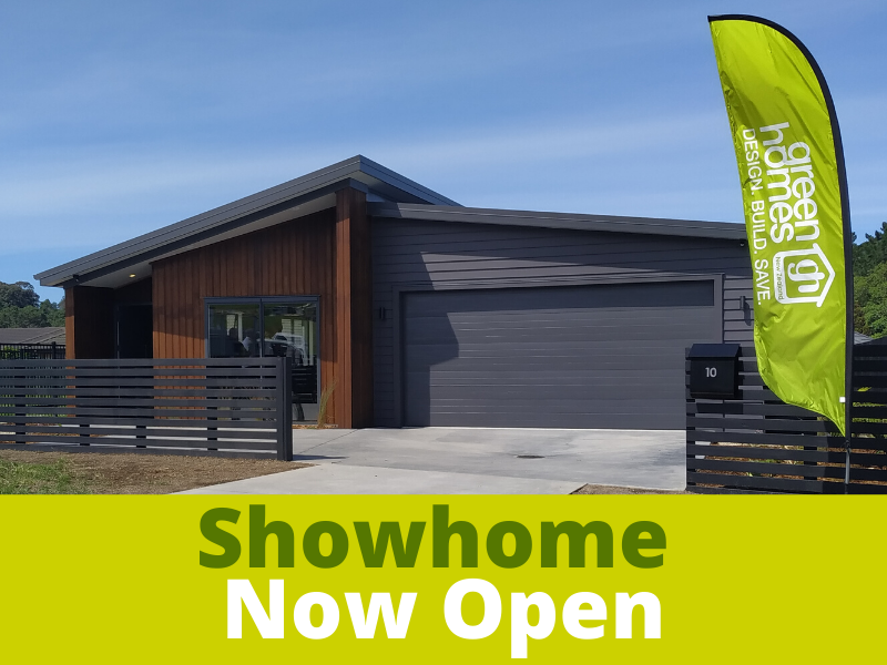 Swanson Showhome Now Open